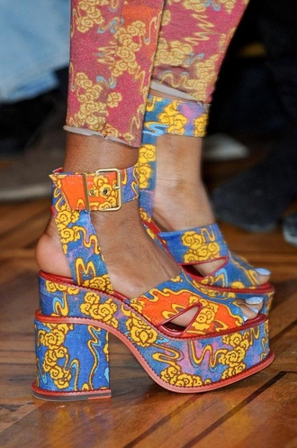 shoes funky vivienne westwood