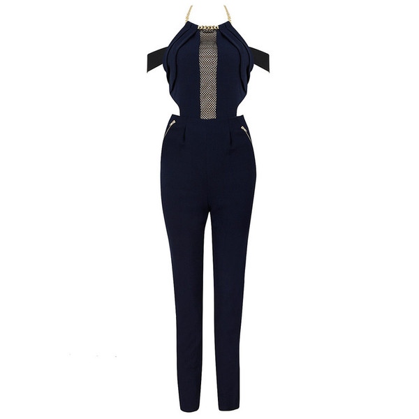 fashion dress jumpsuit