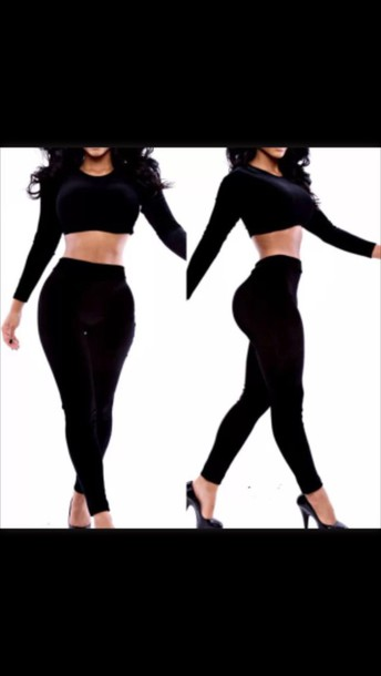 jumpsuit thick material