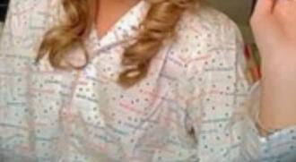 shirt pajamas white shirt pajama white shirt sweater polka dots stripes