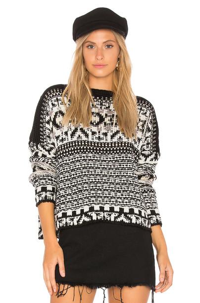 John & Jenn by Line sweater black