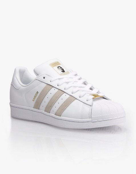 Wheretoget Adidas Campbell Kareem Shoes Gold Superstars Adidas nYxqdaFT