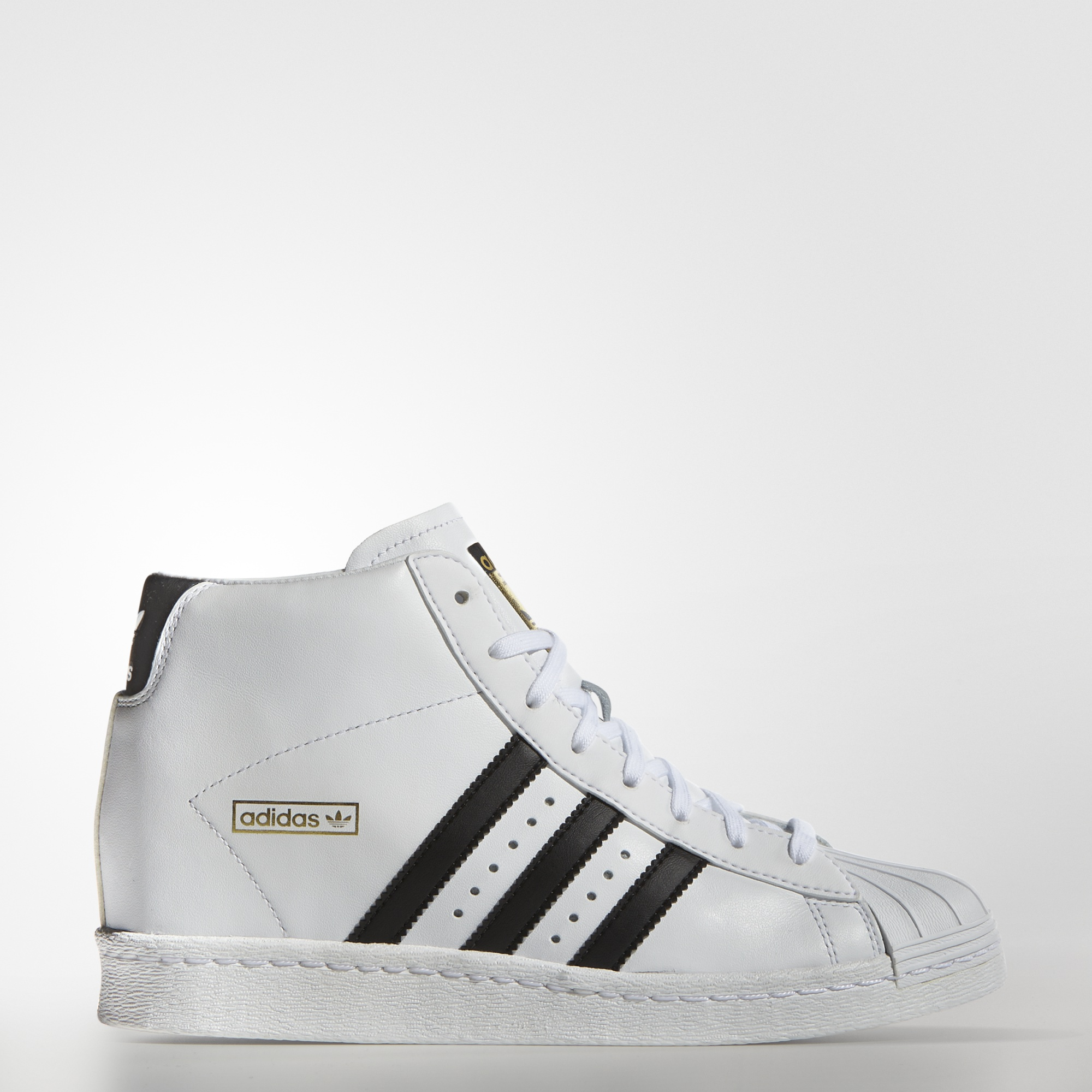 42d851e99 adidas Superstar Up Shoes - White