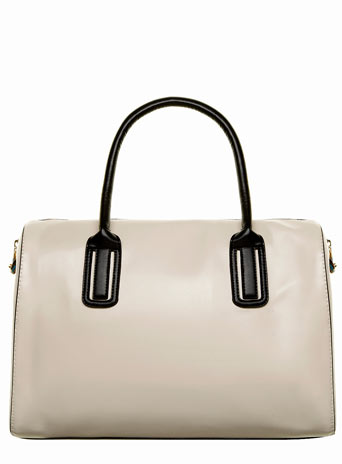 Cream oversize bowler bag - Bags & Purses - Accessories - Dorothy Perkins