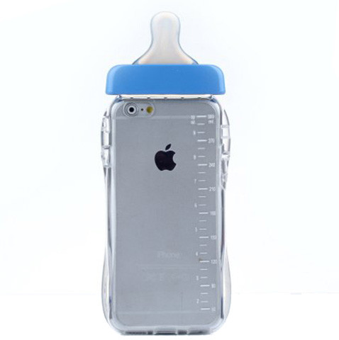 Baby Bottle Iphone Case