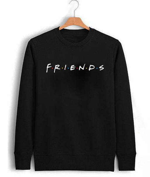 Friends Tv Show Sweatshirt Crafterbay Com