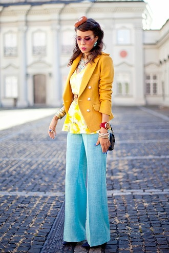 bag shoes t-shirt sunglasses jacket belt jewels pants macademian girl