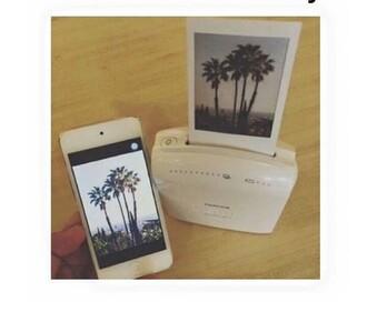 home accessory printer polaroid camera polaroid printer