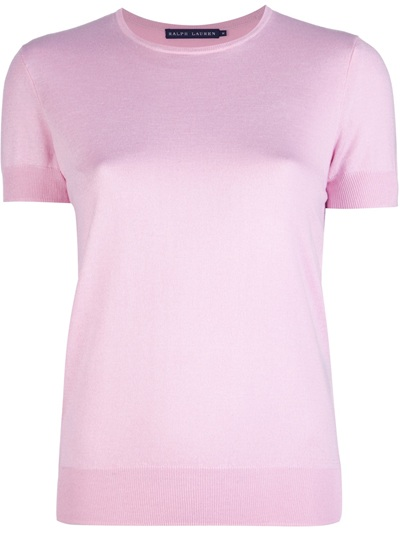 Ralph Lauren Short Sleeved Sweater - Al Duca D'aosta - Farfetch.com