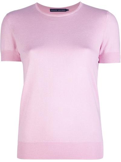 Ralph Lauren Short Sleeved Sweater - Al Duca D'aosta - Farfetch.com