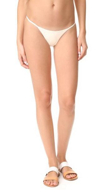 Mikoh bikini bikini bottoms string bikini swimwear