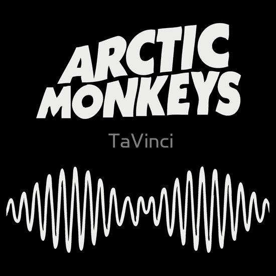 """""""arctic monkeys am logo"""" t"""