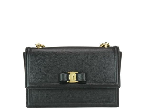 Salvatore Ferragamo bag black