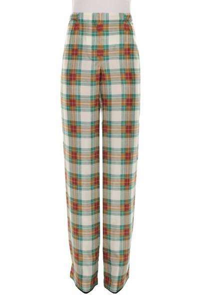 Alberta Ferretti pants multicolor