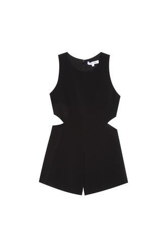 top tunic black
