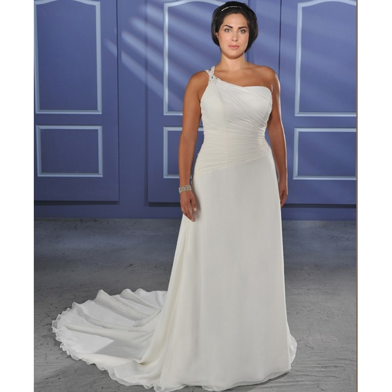 Bonny Unforgettable 1011 Plus Size Wedding Dress Crazy Sale Bridal