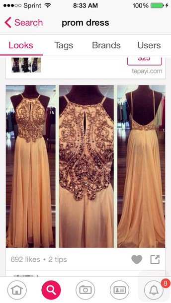 dress prom dress prom gown different color long dress