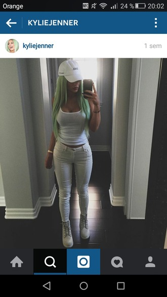 shoes boots grey boots kylie jenner girl pretty hair