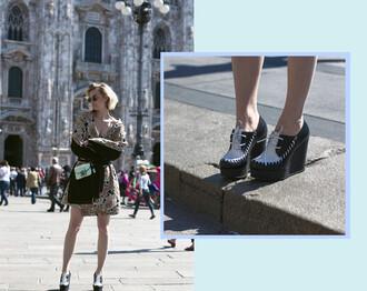 zanita blogger platform shoes