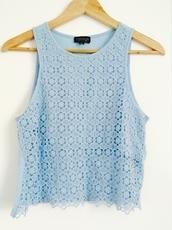 top,topshop,blue,pastel blue,blue pale,blue top,blue tshirt,flowers,floral,floral top,blue floral,boho