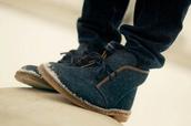shoes,denim