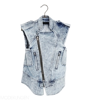 Vest - Rider - Jackets - Jackets - Women - Modekungen | Clothing, Shoes and Accessories
