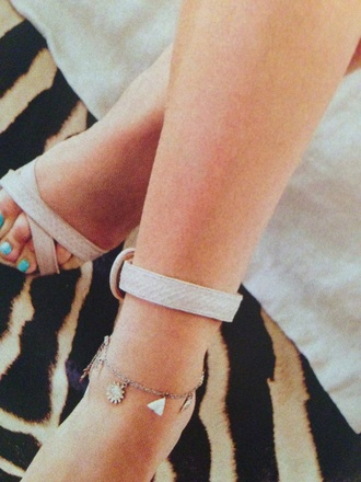 jewels anklet alli simpson in love