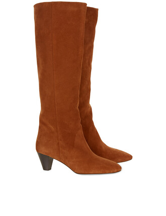 high knee high boots knee high boots suede orange shoes