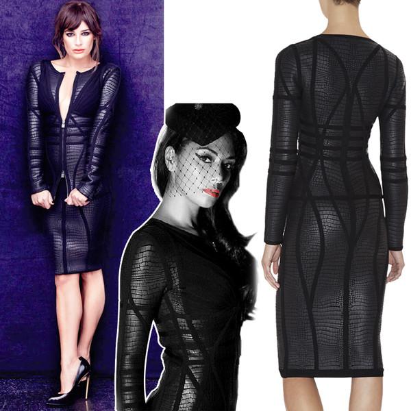 dress new fashion dress dress 2014 new dress bandage dress