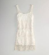 dress,clothers dress,white,lace dress