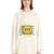 Logo & Embroidery Cotton Sweatshirt
