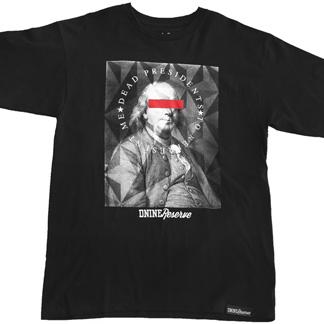 DNine Reserve | Dead Presidents - Men's T-Shirt