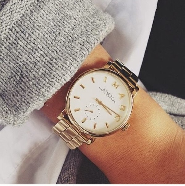 jewels marcjacobs watch