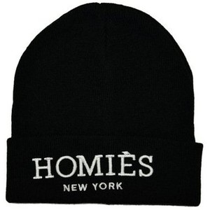 Reason Clothing Homies Beanie - Black - Polyvore