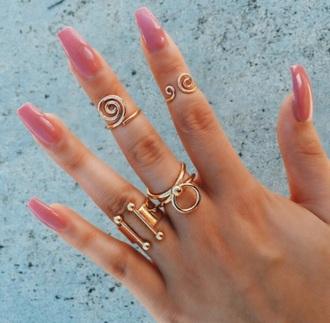 nail accessories nails nail accessory rings and tings