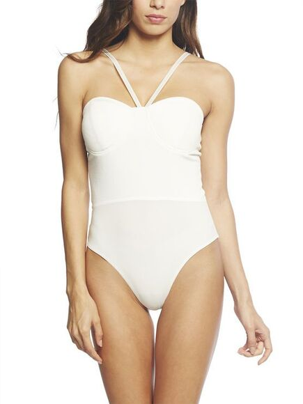 top white top bodysuit white bodysuit front v top corset bodysuit corset top padded top padded bodysuit sexy bodysuit outfit ideas v strap bodysuit v strap straps v top v strap top