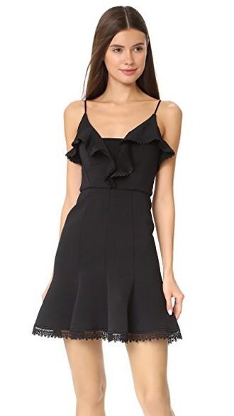 dress mini dress mini bandage black