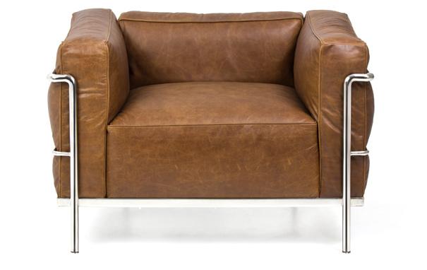 Le corbusier grand confort chair spéciale