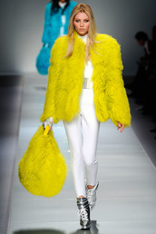 bag,blumarine,handbag,big,jacket,coat,pants,white,shoes,silver,dress,blue,yellow