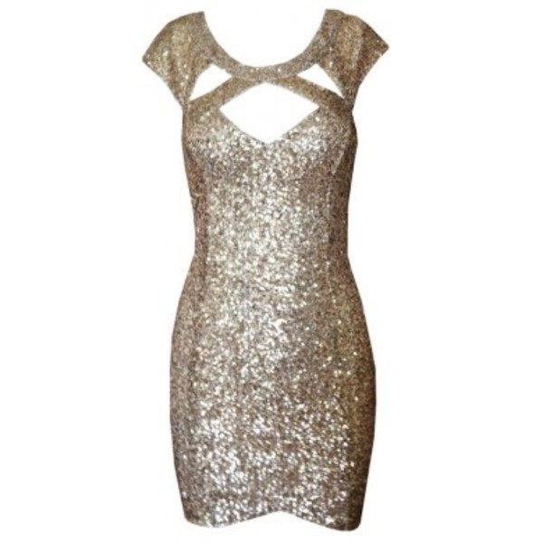 dress gold sequins sequin dress cute dress gorgeous prom dress clubwear
