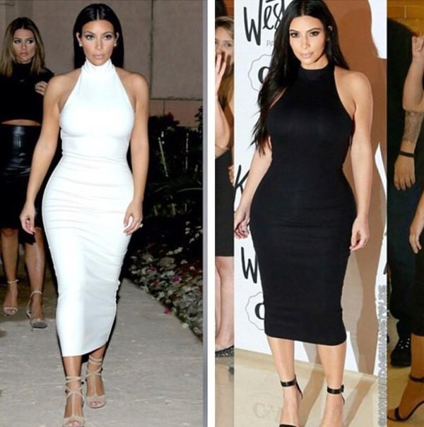 dress kim kardashian dress kim kardashian black dress