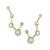 Constellation Earrings | Logan Hollowell Jewelry