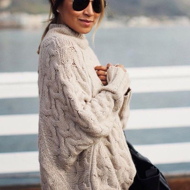 Sweater: boho, boho chic, cozy sweater, fall outfits, fall outfits ...