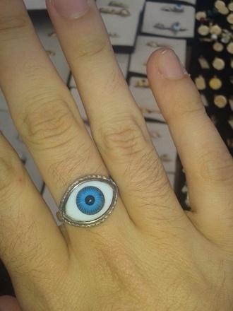 jewels ring eye