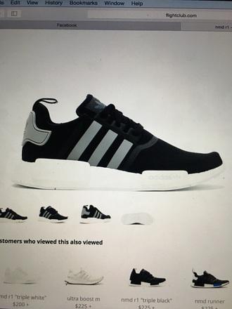 shoes adidas black sneakers mens low top sneakers