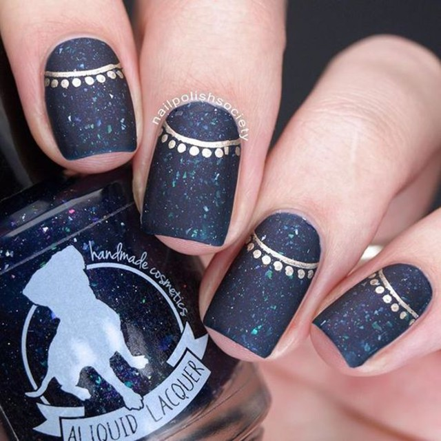 13 Reasons To Try Matte Nail Art Wheretoget