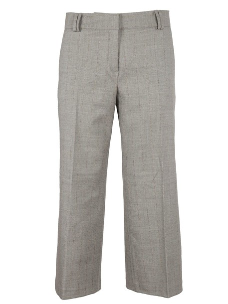 Barba cropped grey pants