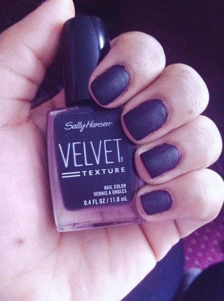 nail polish black sally hanson nails pretty beautiful nail polish