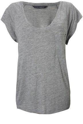 French Connection - Vermont Viscose Tee 76BD7 - Shop N Chill