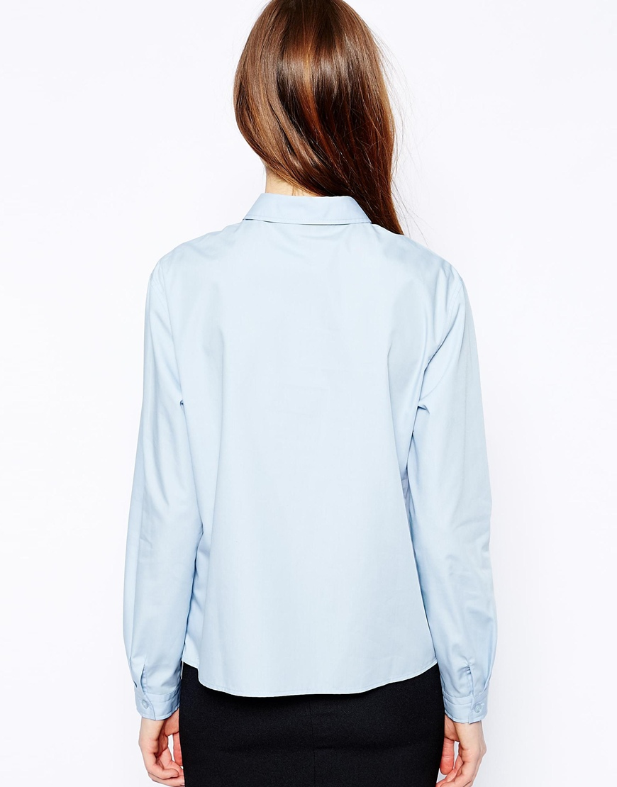 ASOS Long Sleeve Shirt at asos.com